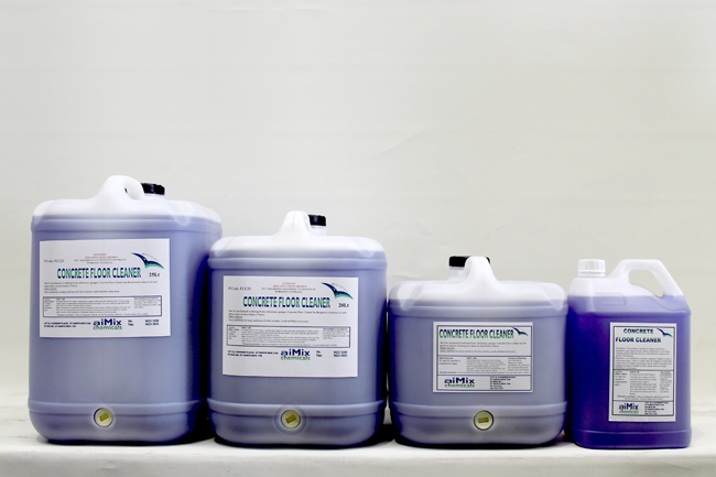 Concrete Floor Cleaner Aimix Chemicals